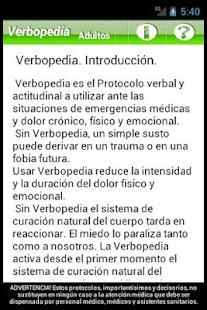 玩免費健康APP|下載Verbopedia Adultos app不用錢|硬是要APP