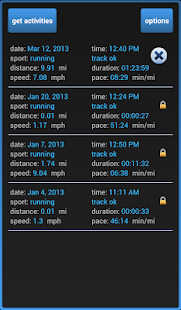 Uploader for Garmin - screenshot thumbnail