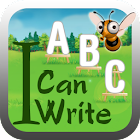 I Can Write ABC kids alphabets icon
