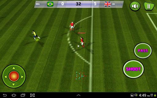 無料体育竞技AppのREALサッカーをする:SOCER 2015 記事Game