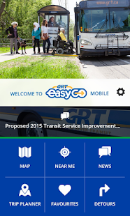 GRT easyGO- screenshot thumbnail