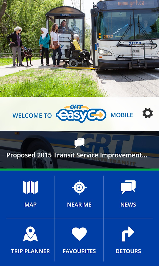 GRT easyGO- screenshot