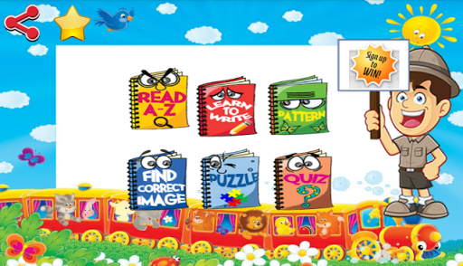 Educational Game for Toddlers