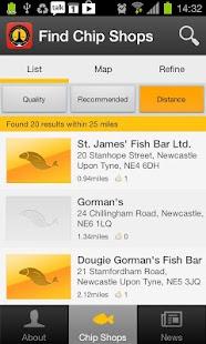 iFish4Chips - screenshot thumbnail