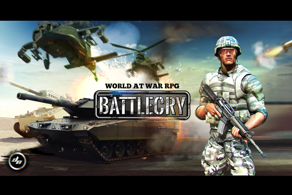 Battle Cry - World War (Free)- screenshot