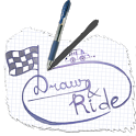 Draw and ride - TRIAL icon