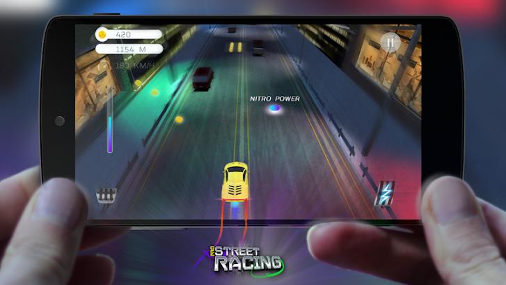 Pro Street Racing- screenshot thumbnail