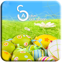 Active – Easter Eggs Theme logo