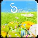 Active – Easter Eggs Theme logo
