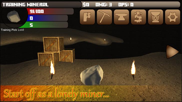 Idle Mine EX 2 screenshot