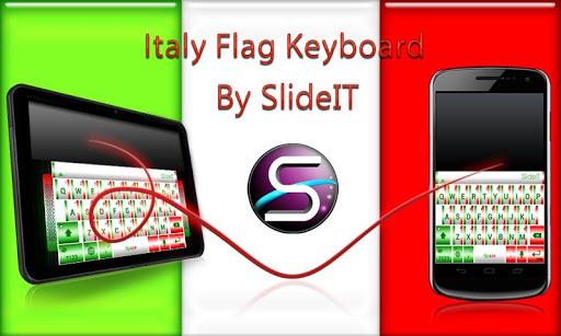 SlideIT Italy Skin