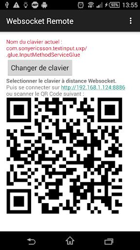 Websocket Remote