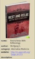 Screenshot of Rest & Relax