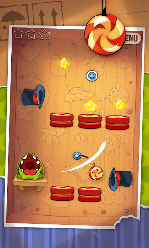 Cut the Rope FULL FREE  gameplay | by HackJr.Pw 4