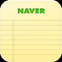 네이버 메모 – Naver Memo logo