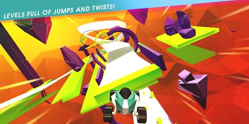 لعبة Stunt Rush - 3D Buggy Racing v1.1 [Mod Money] لجوالات الاندرويد