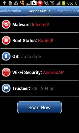 Trusteer Mobile Browser Japan