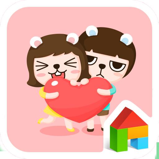 Pooky dodol launcher theme 個人化 App LOGO-APP試玩