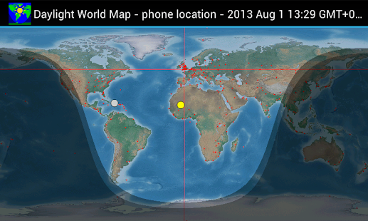 Daylight world map apps on google play screenshot image gumiabroncs Images