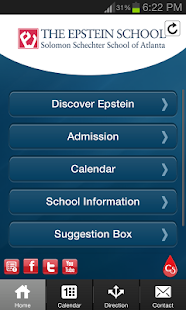The Epstein School- screenshot thumbnail