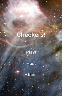 Checkers in Space!- screenshot thumbnail