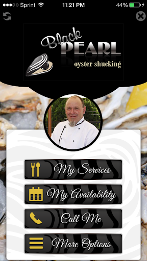 Black Pearl Oyster Shucking