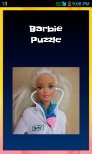 Puzzle MissBarbie