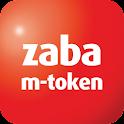 Zaba m-token logo
