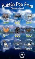 Screenshot of Bubble Pop ABC Kids Game Free