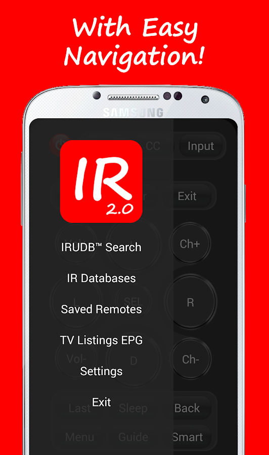 APP COLLECTION] InfraRed Remote Apps - IR Blaster Devices