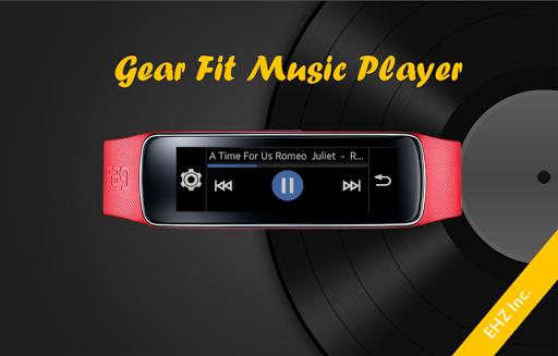Gear Fit Music Player