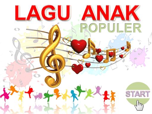 Lagu Anak Indonesia Populer