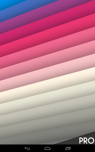 Minima Pro Live Wallpaper - screenshot