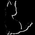 彼女と黒猫と彼 icon