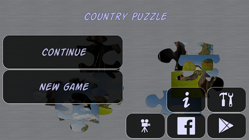 Country Puzzle