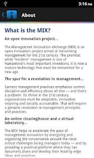 MIX Mobile- screenshot thumbnail