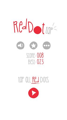redDot tap