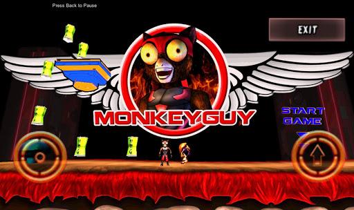 Monkey Guy