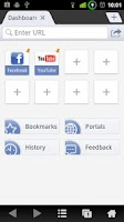 Screenshot of Ninesky Browser
