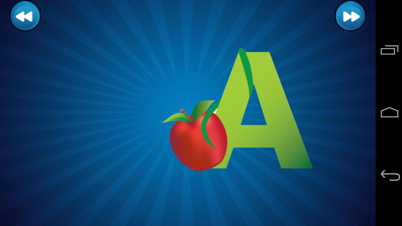 ABC Alphabet Puzzle Pre School- screenshot