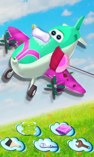 Messy Planes - Wash Design