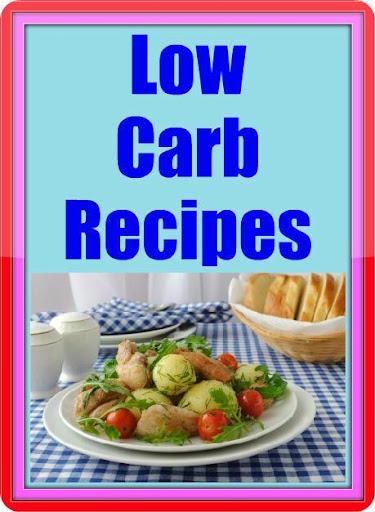 Low Carb Recipes