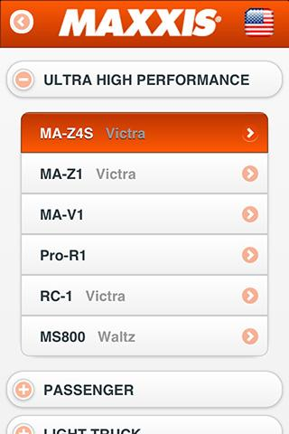 Maxxis Automotive Tires- screenshot
