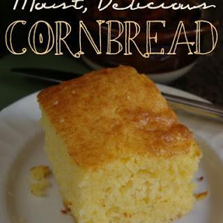 Cornbread No Flour Milk Recipes.
