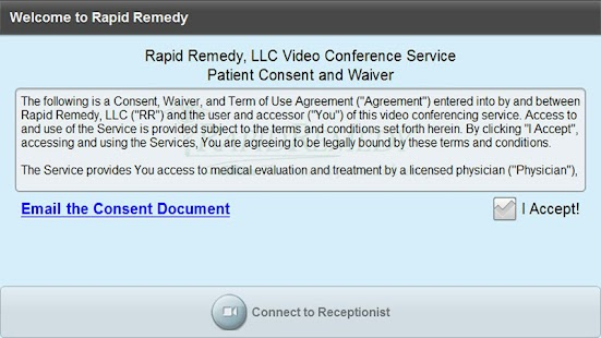Rapid Remedy Mobile- screenshot thumbnail