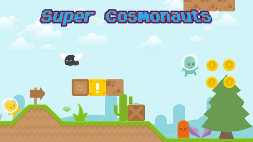 【免費休閒App】Super Cosmonauts-APP點子