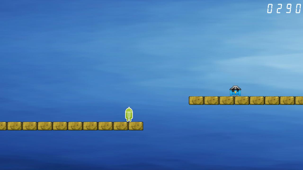Droid Adventure -Air Travel- - screenshot