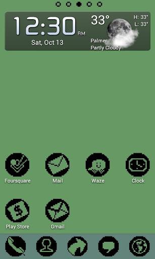GO Classic PDA Theme
