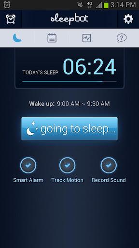 睡眠宝宝-----睡眠周期记时闹铃