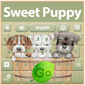 Sweet Puppy Keyboard